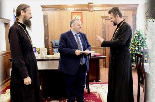Презентация книги «Православные святыни Карачаево-Черкесии» в Прикубанском районе